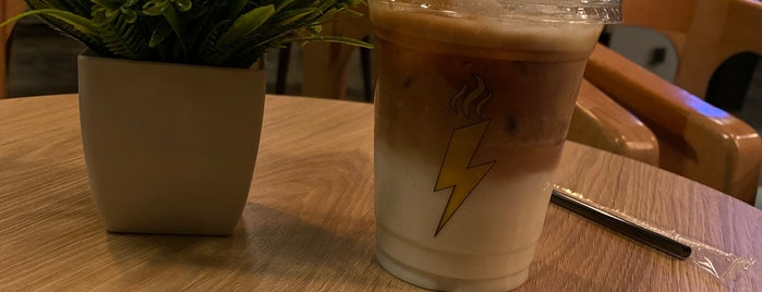 Voltage Cafe is one of Cafes.