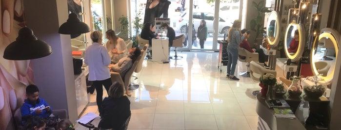 Salon Bangs is one of Ato : понравившиеся места.