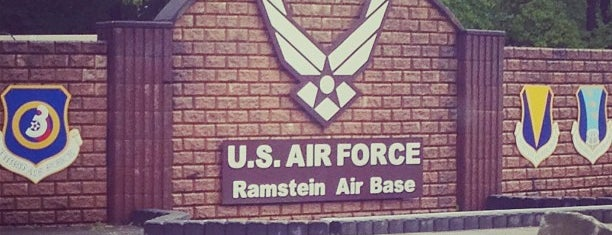 Ramstein Air Base (RMS) is one of Airports Europe.