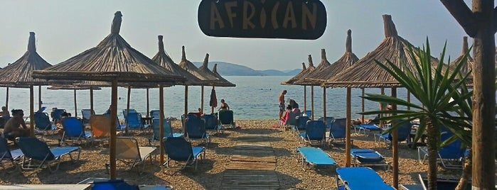 African pub is one of Albania Travel Spots.