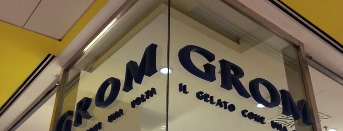 Grom is one of Roma.