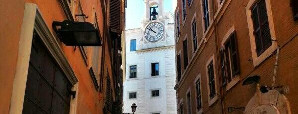 Via Dei Giubbonari is one of Rome.