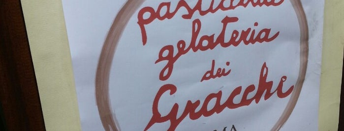 Gelateria dei Gracchi is one of Gelato in Rome.