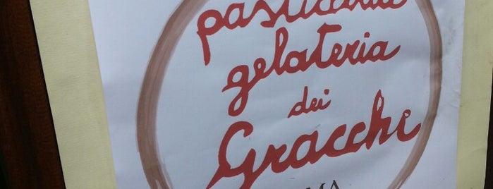 Gelateria dei Gracchi is one of Gelato in Rome.