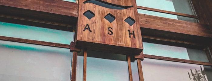 Ash Café is one of Jeddah.
