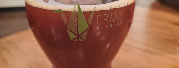 Crane Brewing Company is one of BBQ Trip.