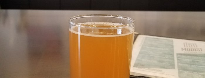 Modist Brewing Co is one of New Minneapolis Breweries.