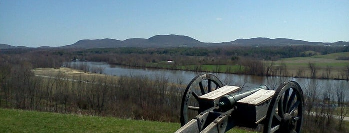 Saratoga National Historical Park is one of National Recreation Areas.