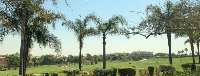 Katameya Heights Golf Resort is one of Cairo.