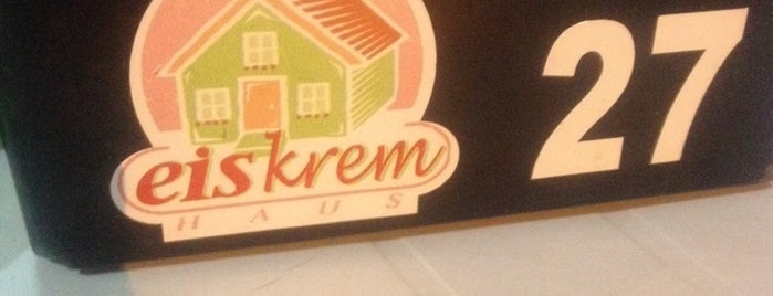 Sorveteria Eis Krem Haus is one of Fabioさんの保存済みスポット.