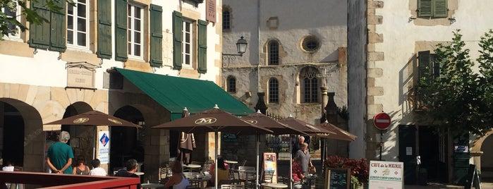 Sare is one of Les plus beaux villages de France.