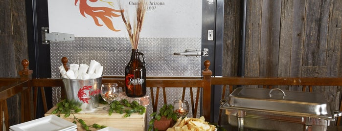 SanTan Brewing Company is one of Beer Spots.