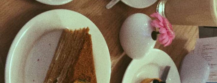 Upside Down Cake is one of Кондитерские.