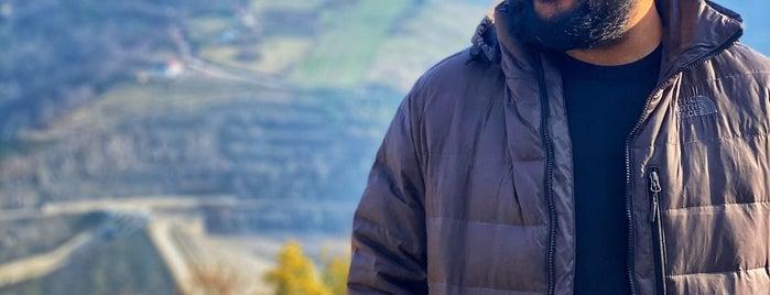 Yuvacık barajı is one of Kukis Gidilmeli.