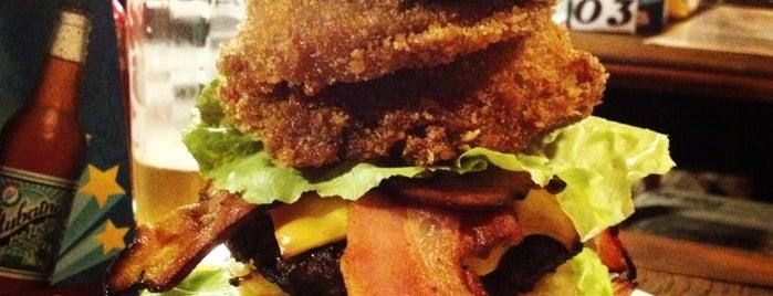 Big Kahuna Burger is one of São Paulo Scrapbook.