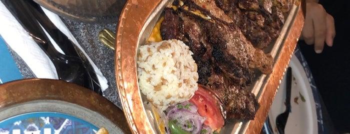 Topkapi is one of Riyadh Food.
