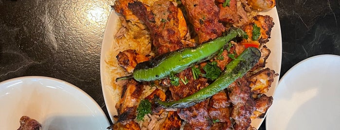 Diyarbakir Kitchen is one of London.