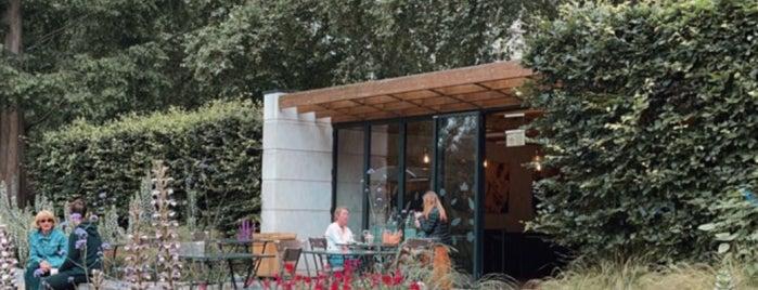 Italian Gardens Café is one of LDN - Brunch/coffee/ breakfast.