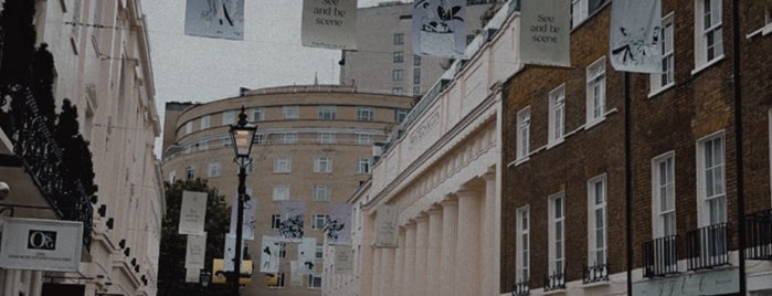 The Pantechnicon is one of Favorite London (Notion).