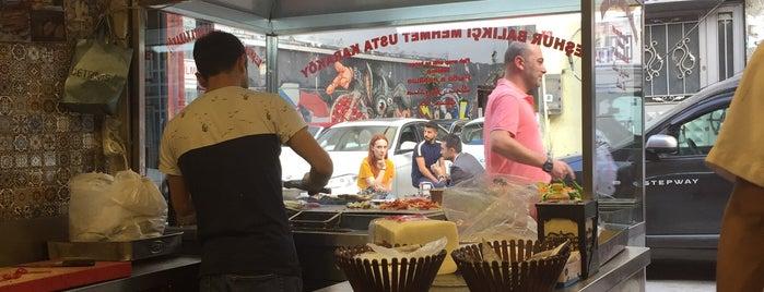 Dürüm Balıkcı Mehmet Usta is one of Gidilesi.