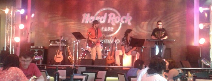 Hard Rock Cafe Santiago HQ is one of Santiago - Chile.