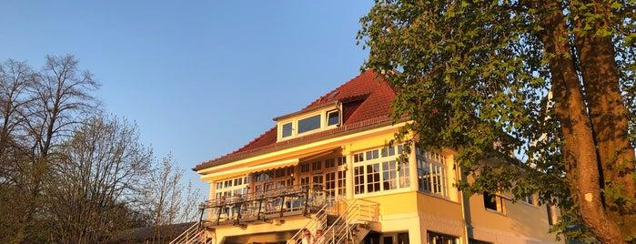 Bootshaus Am Weserbogen is one of Bremen / Deutschland.