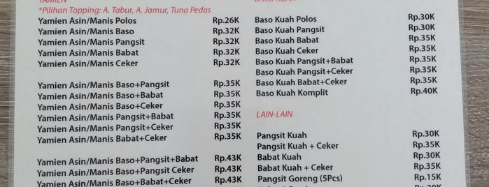 Sam's Strawberry Corner Bekasi is one of Kuliner Bekasi.
