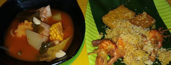 Warung Nasi Cipunjur Sambal Dower is one of Kuliner Bekasi.