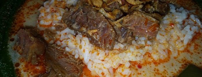 Nasi Gandul,  Soto Kudus & Tahu Campur is one of Kuliner Bekasi.