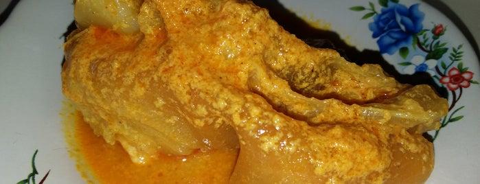 Rm Padang Jambak Saiyo is one of Kuliner Bekasi.