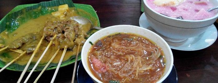 Sate Padang Danguang-danguang Jalan Kartini Bekasi. is one of Kuliner Bekasi.