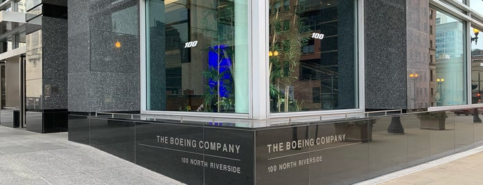 Boeing Building is one of Chicago.