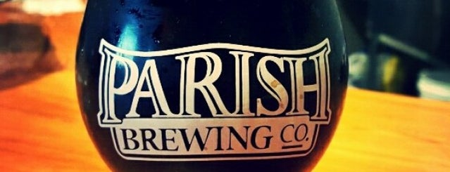 Parish Brewing Co. is one of Breweries 🍺.