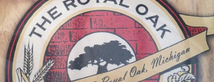 Royal Oak Brewery is one of Breweries.