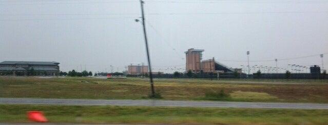 Rockwall Airport is one of Tempat yang Disimpan Bryce.