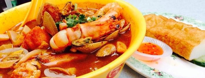 Restoran Yu Ai (友爱海鲜粉) is one of lovely kl.