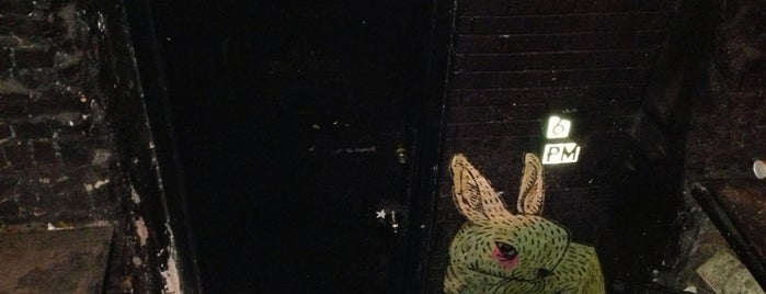 124 Old Rabbit Club is one of New York nightlife.