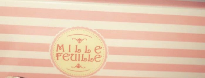 Mille Feuille Bakery is one of Locais salvos de Queen.