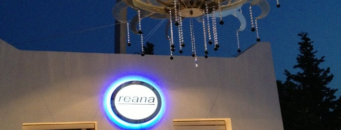 Reana is one of Bodrum.