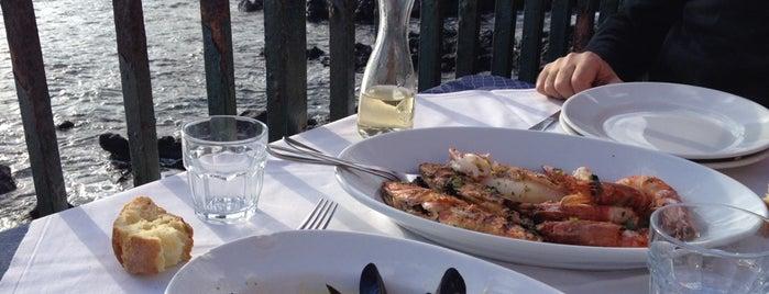 Trattoria Al Mulino is one of ristoranti.