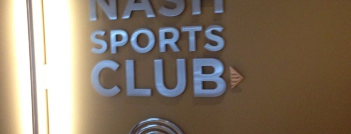 Steve Nash Sports Club is one of app check!!1.