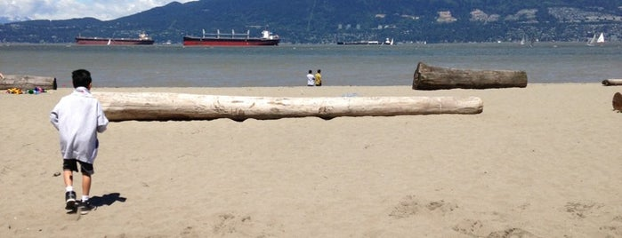 Spanish Banks is one of Vancouver.