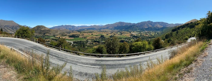 Scenic Lookout is one of South Island Roadtrip.