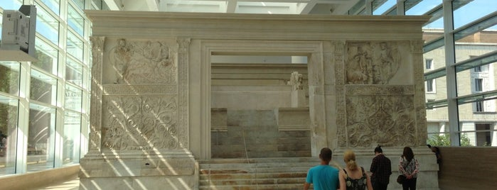 Museo dell'Ara Pacis is one of Rome / Roma.