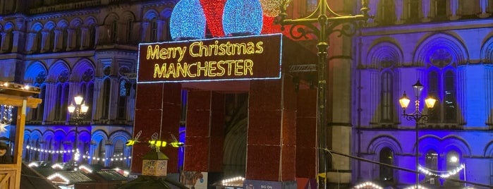 Manchester Christmas Market is one of Ricardoさんのお気に入りスポット.
