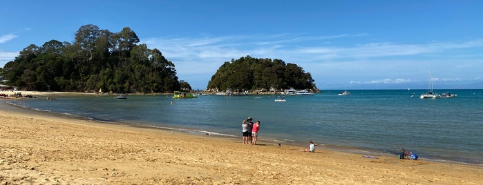 Kaiteriteri is one of South Island, NZ.