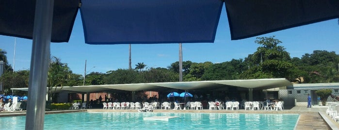 Iate Tênis Clube is one of Orte, die Warley gefallen.