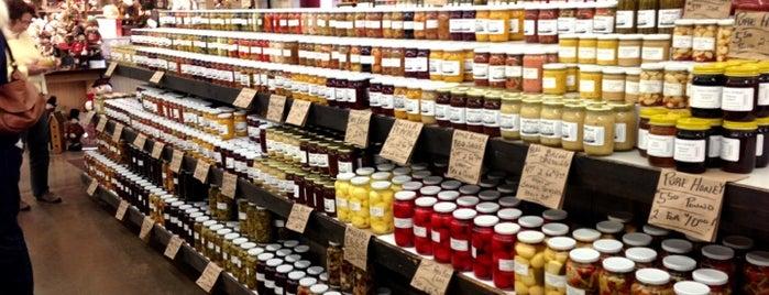 Bird-In-Hand Farmer's Market is one of Lancester.