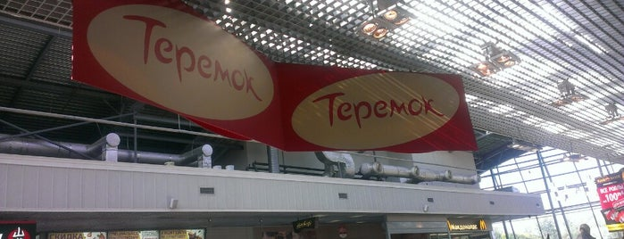 Teremok is one of สถานที่ที่ Tanya ถูกใจ.