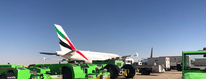 Saudi Aviation Flight Lounge is one of Locais salvos de Queen.